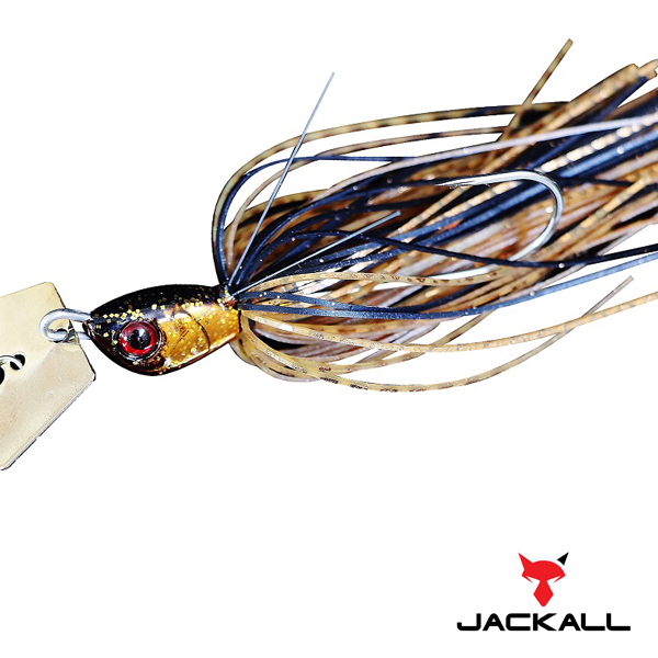 Jackall Break Blade 3/16oz Horogram Gold