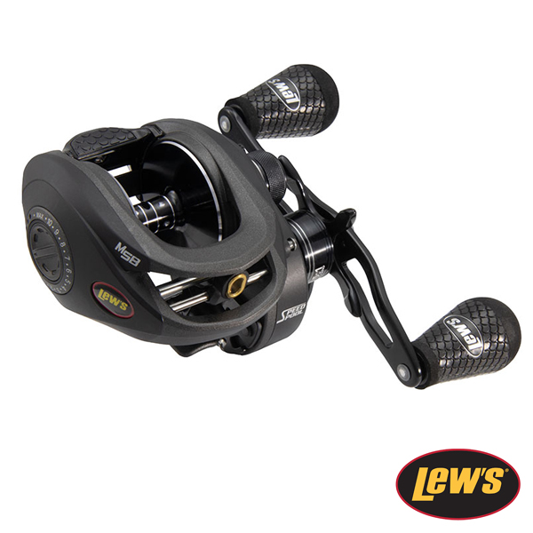 Lew's Super Duty 300 Speed Spool Baitcast Left Hand