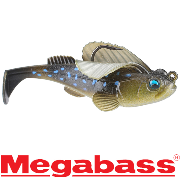 Megabass Dark Sleeper 3.8in 3/4oz #Mutsugorou