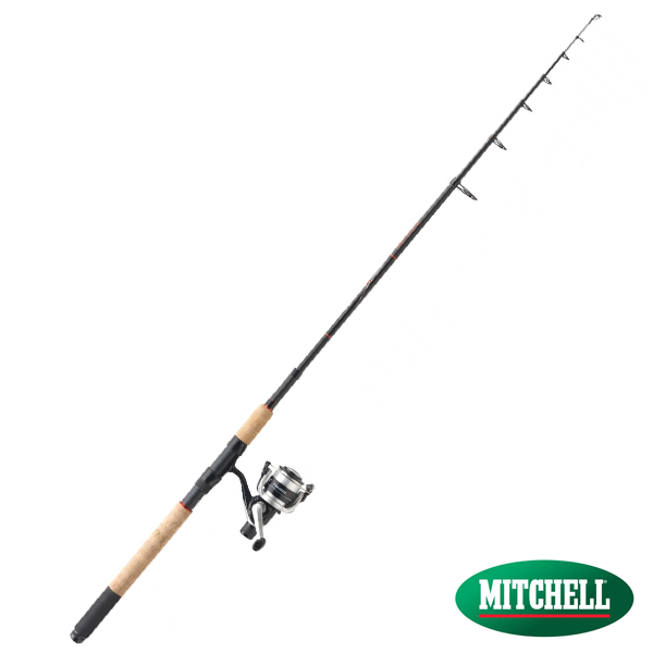 Mitchell Combo Tanager Spin 1,80m 5-15g
