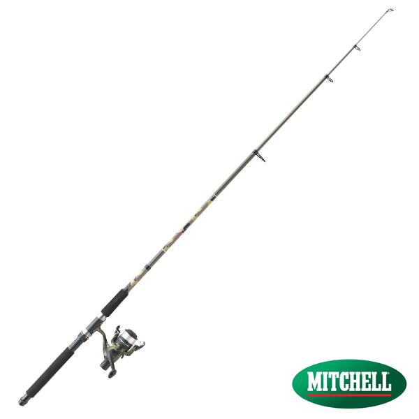 Mitchell Tanager Spin Combo Camouflage 7-20g 2,10m