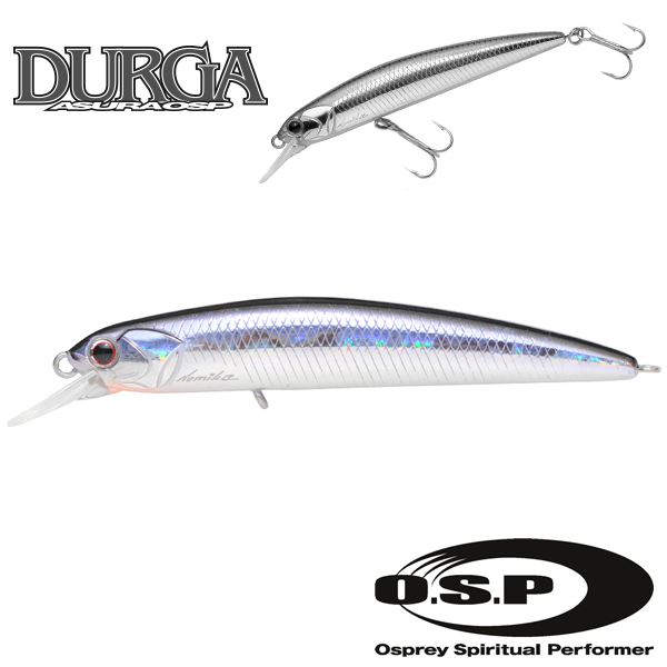 O.S.P Durga 73 SP #H09 Crystal Blue Shiner
