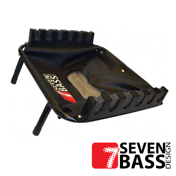Seven Bass Belly Boot Rutenauflage 6 Ruten