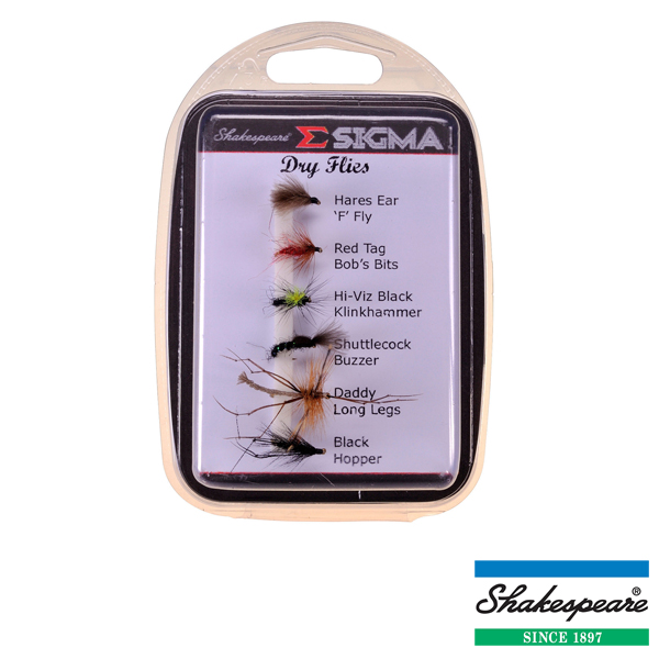 Sigma Fly Selection 1 Stillwater Dries