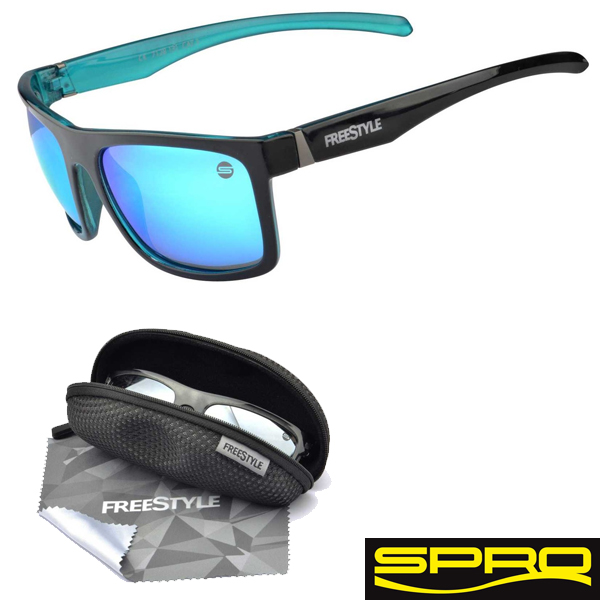 Freestyle Sunglass Shades #Blue Mirror