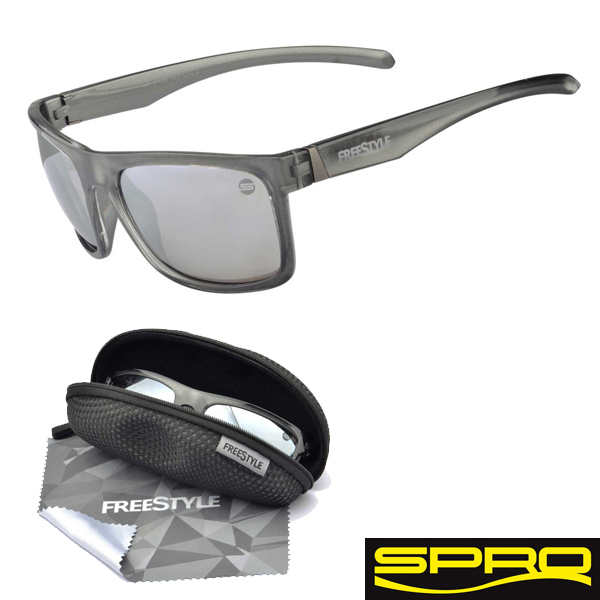 Freestyle Sunglass Shades #Gray Mirror