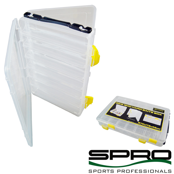 Spro Hardbait Box L 270x175x45mm
