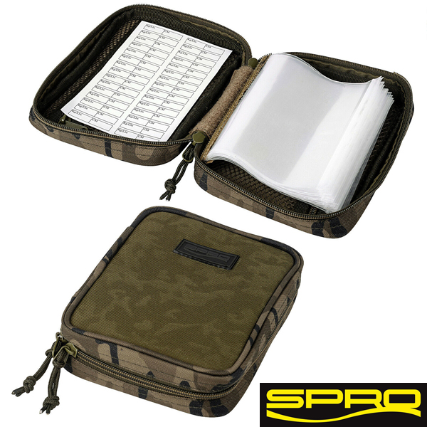 Spro Camo Wire Leader Wallet