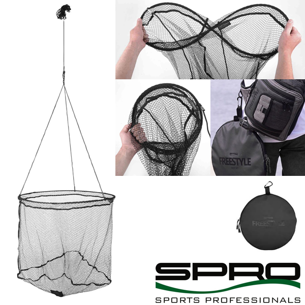 SPRO Freestyle DropNet Xtra 60cm