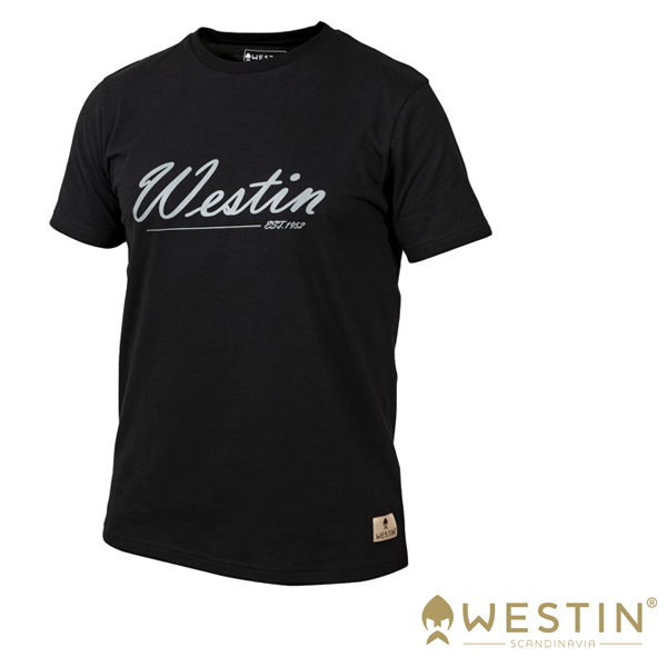 Westin Old School T-Shirt L #Black