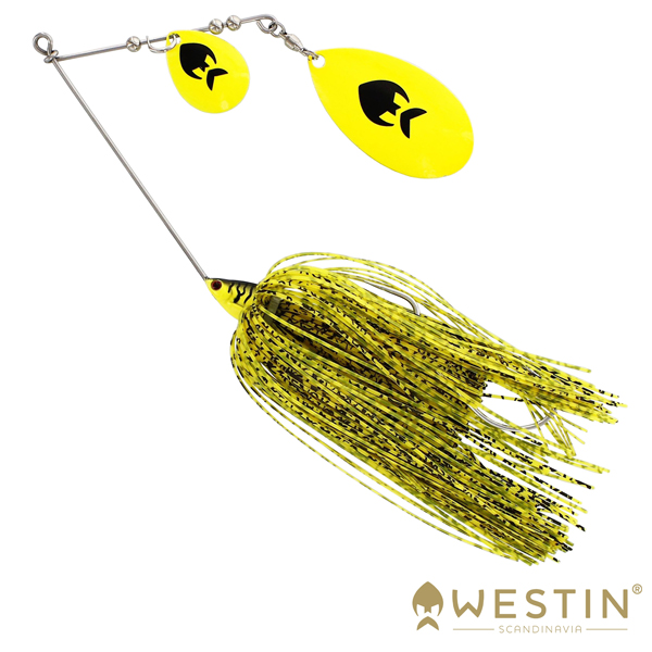 Westin Monstervibe (Indiana) 45g #Yellow Tiger