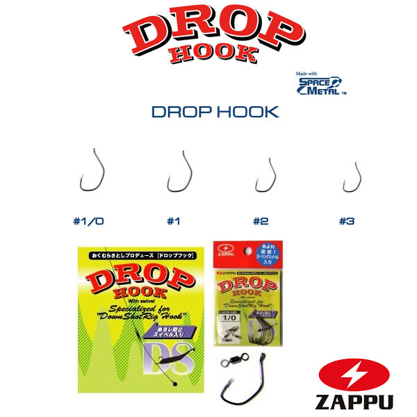 Zappu Drop Hook #1