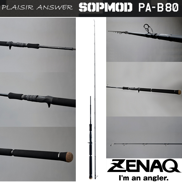 Zenaq Plaisir Answer PA B80 SOPMOD