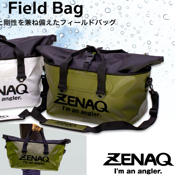Zenaq Field Bag Olive
