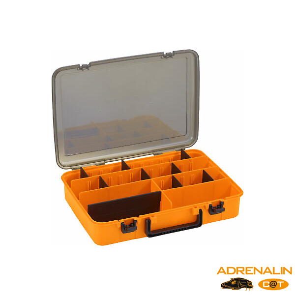 Balzer Adrenalin Single Tray Box