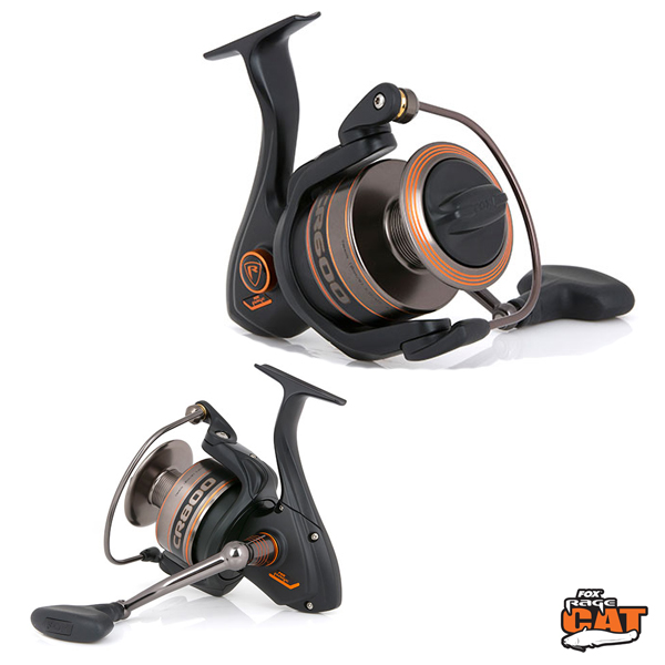 Fox Rage Catfish CR800 Reel