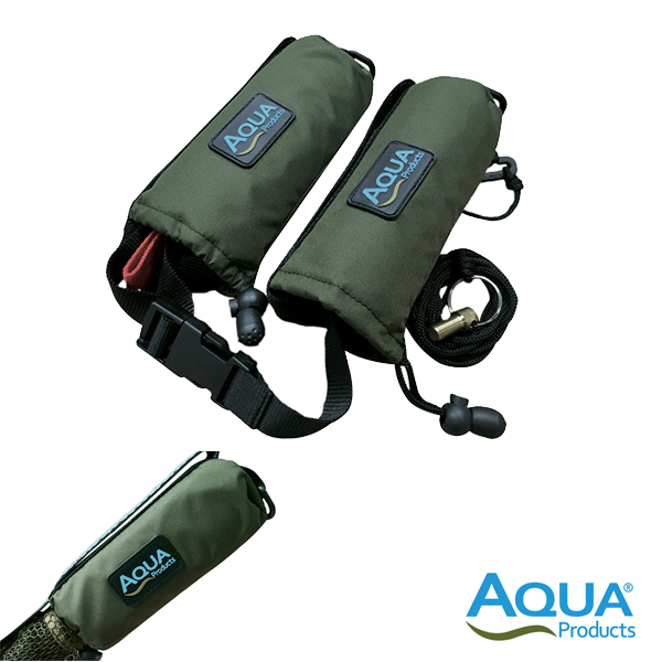 Aqua Landing Net Retainer Floats