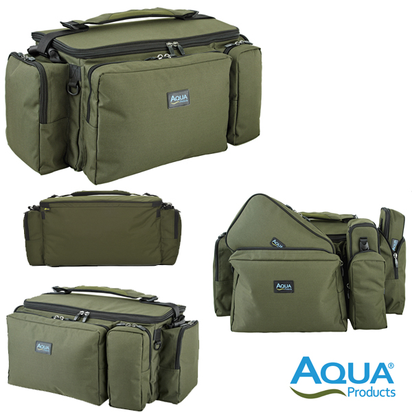 Aqua Barrow Bag Black Series
