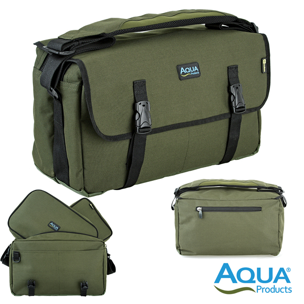 Aqua Stalking Bag Black Series