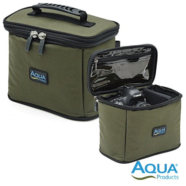 Aqua Roving Gadget Bag Black Series