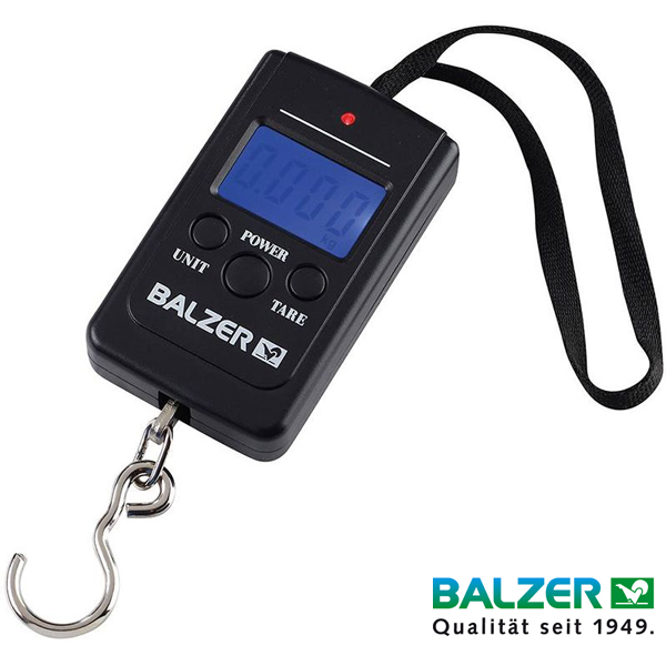 Balzer Digitale Waage Mini 40 kg