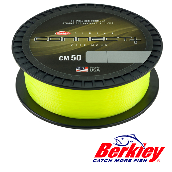 Connect+ 10lb CM50 Yellow 1200m