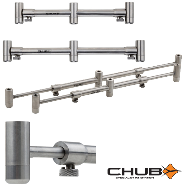 Chub Precision Buzzerbar 3 Rod Adjust 10-12in