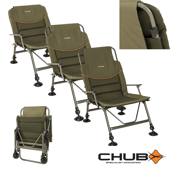 Chub Outkast EZ-Back Comfy Chair