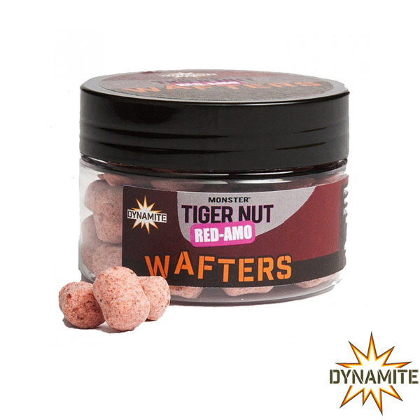 Dynamite Baits Monster Tigernut Red Amo Wafters