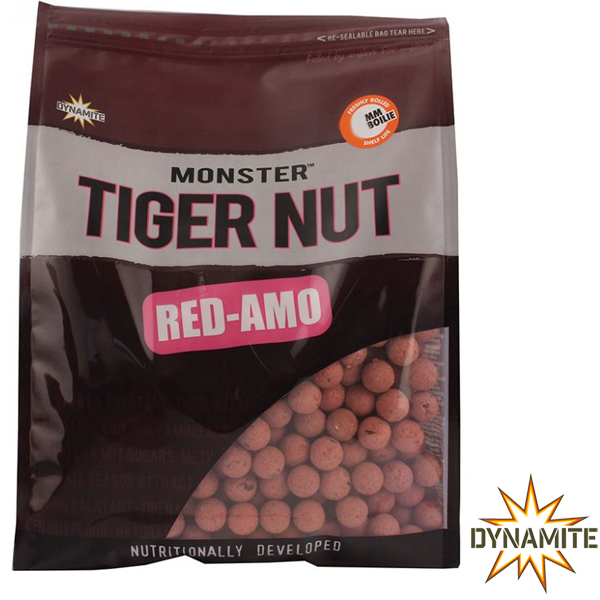 Dynamite Baits Monster Tigernut Red Amo 1kg 15mm