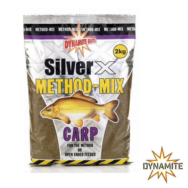 Dynamite Baits Silver X Method Mix 2kg