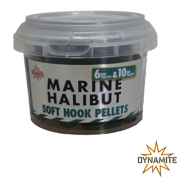 Marine Soft Pellets 6+10mm