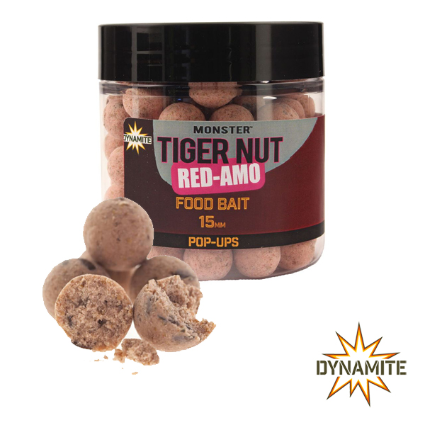 Dynamite Baits Pop Ups Red Amo 15mm
