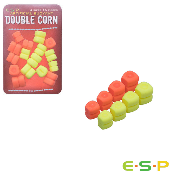 ESP Double Corn #Fluo Yellow/Orange