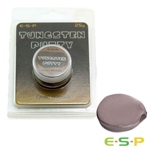 ESP Tungsten Putty Weed Brown 25 g