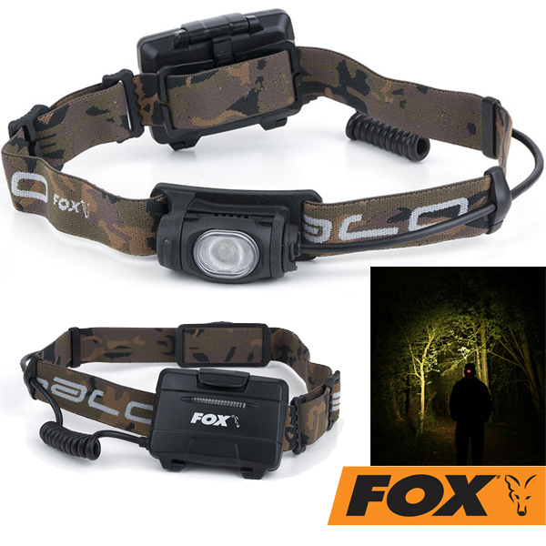 Fox Halo Headtorch Halo AL320