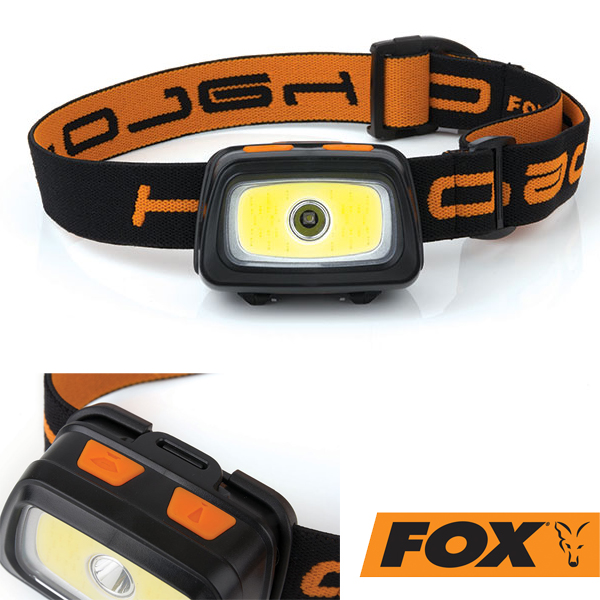 Fox Halo Multi Colour Kopflampe