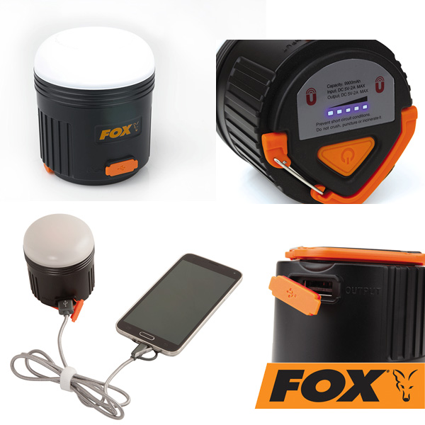 Fox Halo Power Light