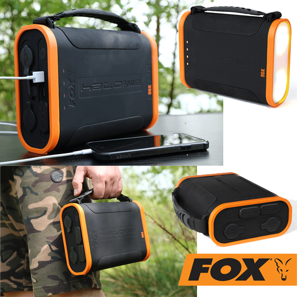 Fox Halo Power Pack 96K mAh