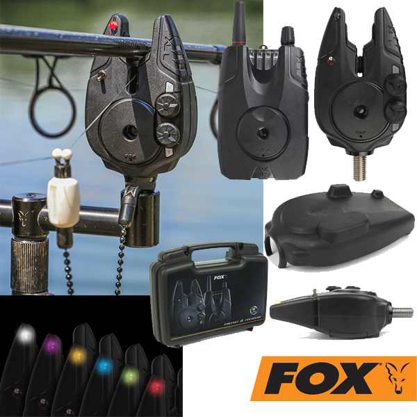 Fox Micron MX 3 Rod Set