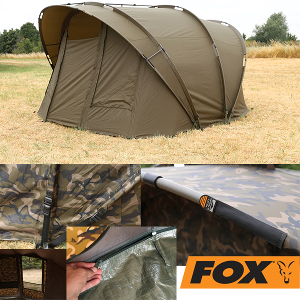 Fox R-Series 2Man XL Khaki