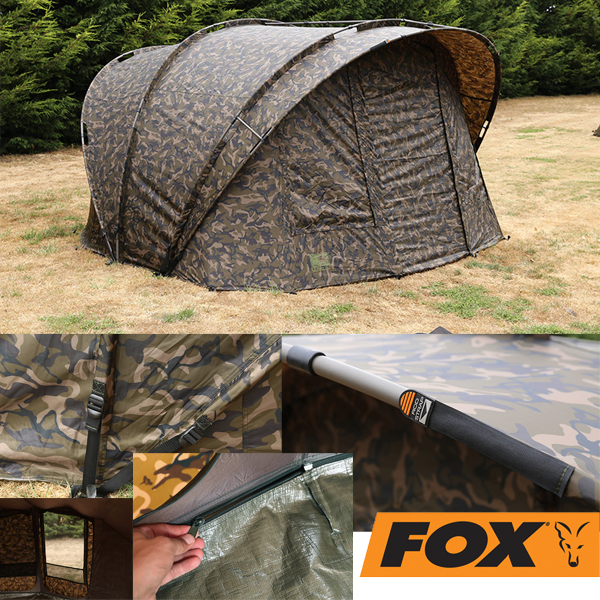 Fox R-Series 2Man XL Camo
