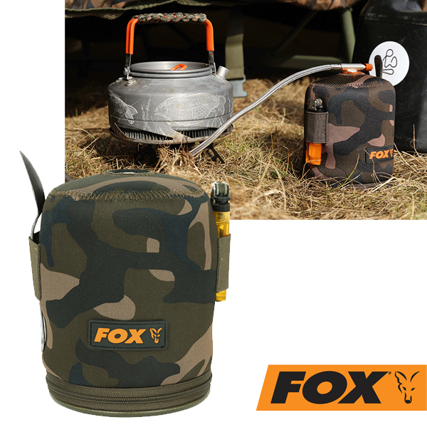 Fox Camo Gas Canister Cover