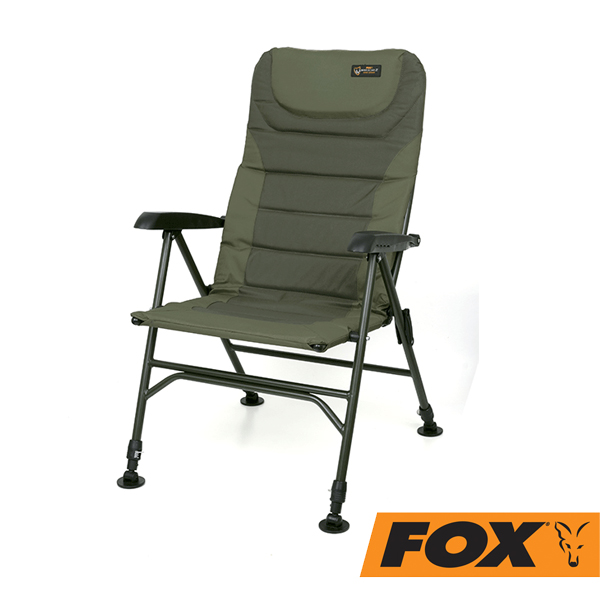 Warrior II XL Arm Chair