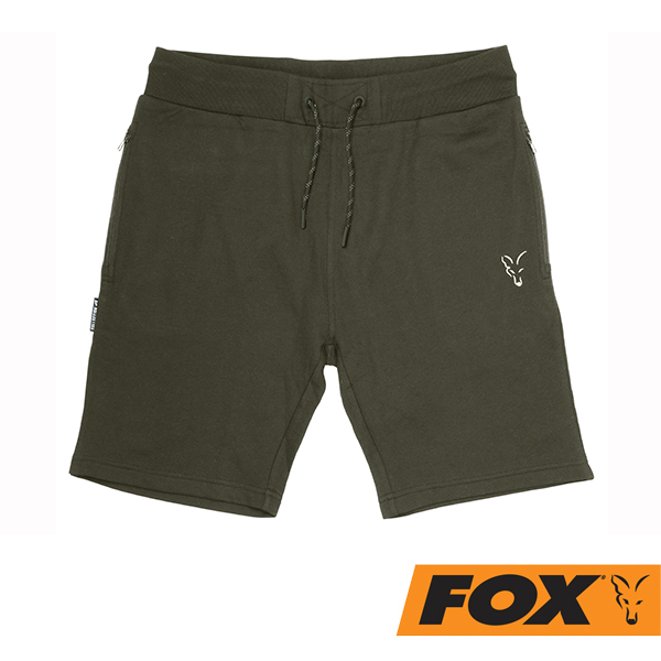 Fox Short Green/Silver M