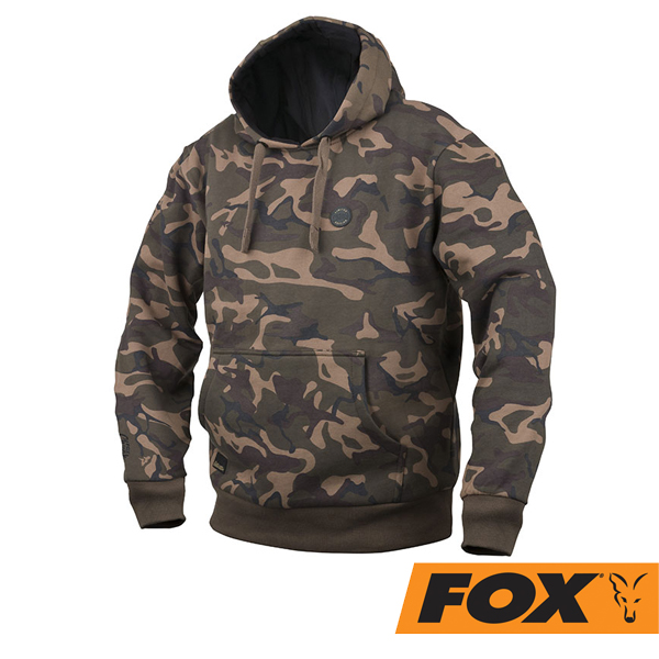 Chunk Camo Limited Edition Hoodie S