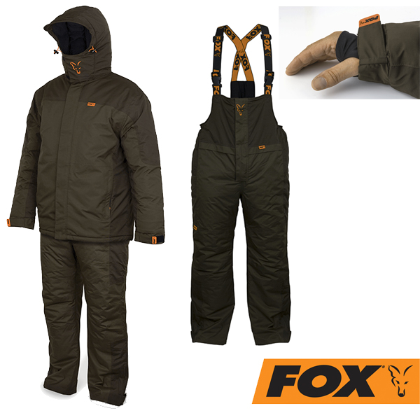 Fox Winter Suit - XXXL