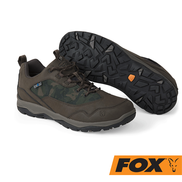 Fox Chunk Khaki Shoe 46