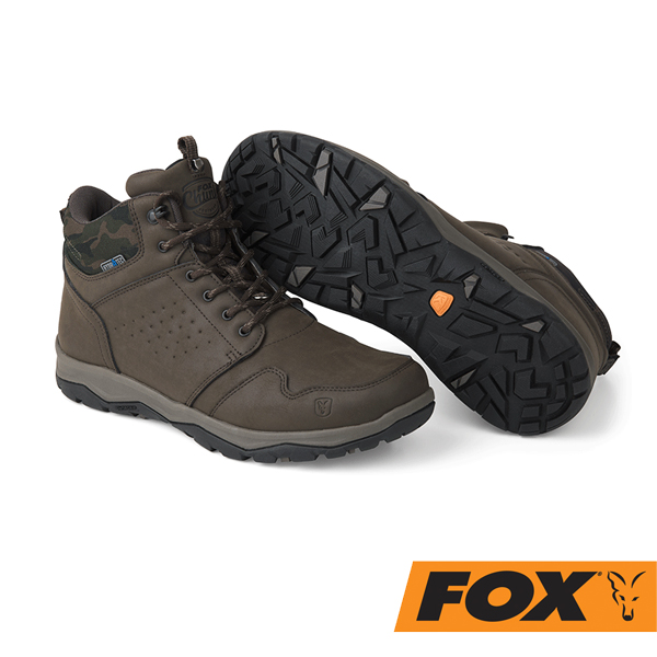 Fox Chunk Khaki Mid Boot 46
