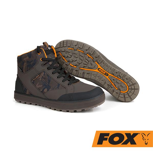 Fox Chunk Camo Flip Flops Gr.46